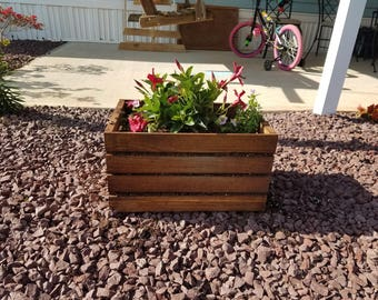 Customizable Flower Box
