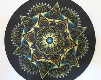 Cymatic Loci