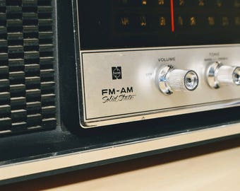 1960s Panasonic AM/FM Radio