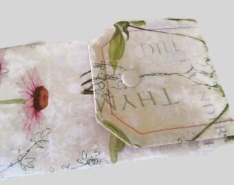 Pill Box Cover, Pill Tote, Pill Cover