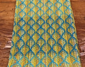 Handwoven Kitchen Towel #176