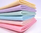 CANDY PASTEL Colours Felt Pack