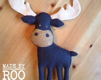 Woodland Friends Stuffie - Moose