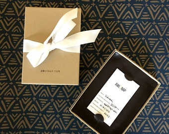 Gift Card For Awl Snap Leather Goods