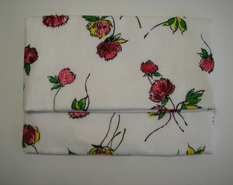Ladies Spring/Summer Vintage Cotton Clutch Purse