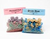 2 Kids Bath Fizzy Dust, Bath Bomb Powder for Kids, Fun Gift for Kids