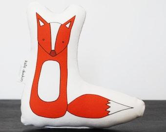 Mini Fox Plush Toy