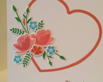 Valentine Card Anniversary Card Tolstoy Quote War and Peace