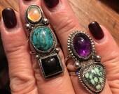 JUMA Jewelry - CUSTOM listing for Janae Rings - From My Bench