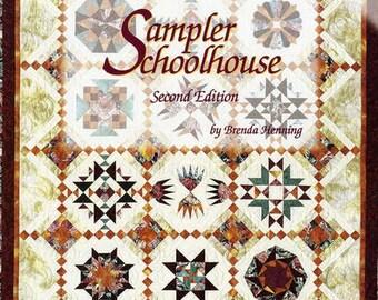 Sampler Schoolhouse