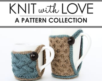 Knit With Love, Vol. 2 - A Gift Knits COLLECTION (5 PATTERNS)