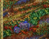 VINTAGE FABRIC Michael Miller In the Garden quilting cotton