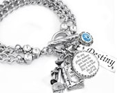 Quote Bracelet - Your Story - Inspirational Jewelry - Great Quote - Power Quote - Quotes on Life