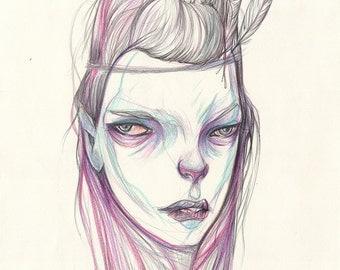 Ellinor (original drawing)