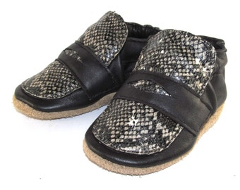 Soft Sole Handmade Leather Baby Shoes 12 to 18 Month