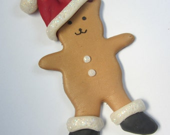 Christmas Tree Bear, Xmas Tree Bear, Xmas Bear Ornament, Christmas Tree Bear Ornament, Xmas Tree Bear Ornament, Hanging Xmas Decoration
