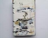 Tiny handmade notebook