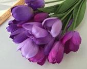 Purple Tulips // SAMPLE SALE