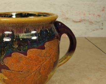 Naturalist Mug - Oak Leaf - Treehugger Series