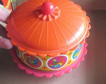 tarco toy musical carousel