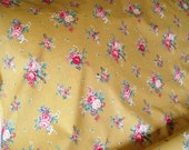 "Reserved for Lindy Home Decor Fabric 92"" Double Wide Light Upholstery Drapery Duvet Covers Pillows 3.5 Yards"