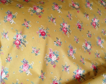 """Home Decor Fabric 92"""" Double Wide Light Upholstery Drapery Duvet Covers Pillows 3.5 Yards"""