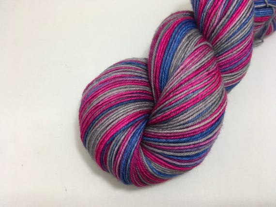 H. Granger - Dyed to Order - Hand Dyed - Merino Wool Yarn - Fingering Weight - Harry Potter Yarn