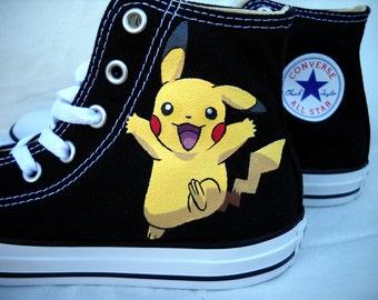 Custom Pokemon GO Converse - Kids