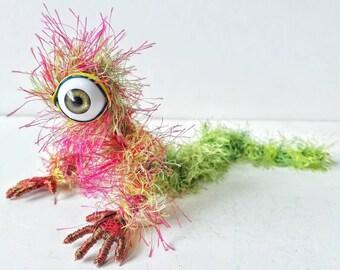 Green Cyclops Crawler
