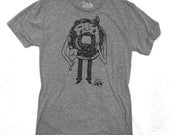 Donut Shave - mens crew tee