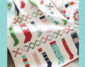 Pixie Stockings - Pattern by Tasha Noel (507)