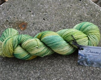 LIMITED EDITION BASE - Sportweight 8 ply - Peppermint Tea Colorway