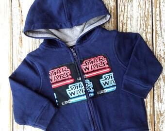Star Wars Hoodie - baby - 6m