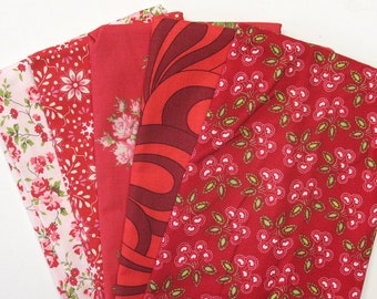 Free Spirit RP704 Cotton Quilting Fabric Remnant Pack