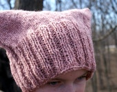 Pussyhat Natural Wool Yarn Donation to Planned Parenthood