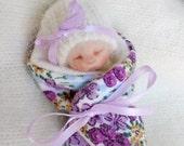 Sale Hand Sculpted Bundle Baby Girl Ooak Doll Newborn Lovinclaydolls Lisa Haldeman Shower Gift Dollhouse Gender Reveal  Sculpt Clay
