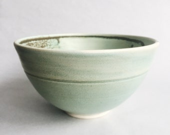 Mint Green Serving Bowl