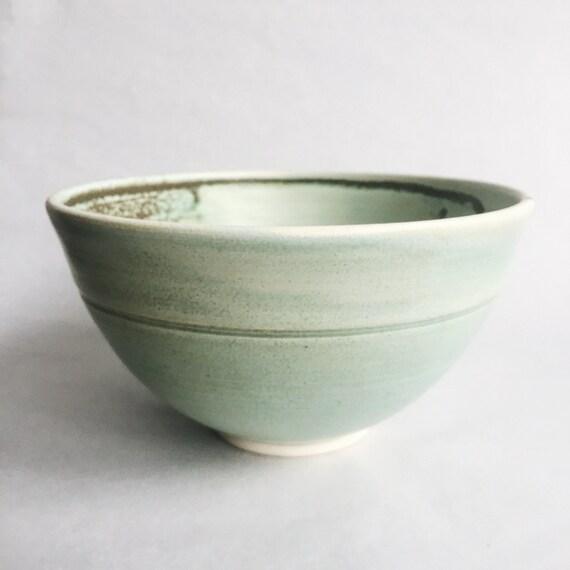 Mint Green Serving Bowl