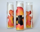 AC is the Devil Prayer Candle