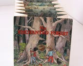 Magic Windows Enchanted Forest Accordion Book by Trina Schart Hyman