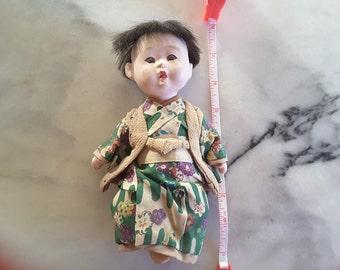 Ichimatsu Gofun Doll
