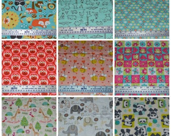 Snuggle Flannel Fabric 1/2 yard