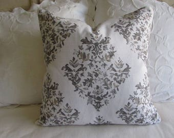 BLYTHE HEATHER decorative pillow cover 20x20 22x22 24x24