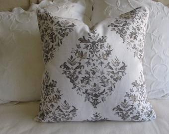 BLYTHE HEATHER decorative pillow cover 20x20
