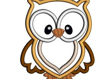 Owl  Applique Shirt