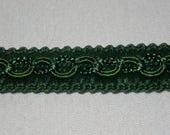 Reserve listing for SewCrazySupplies-------Elegant Gimp in a Gorgeous Hunter Green