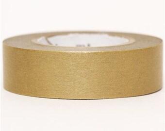 174387 mt Washi Masking Tape deco tape gold