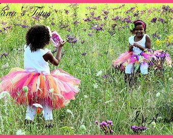 Custom - Design Your Own Tutu in Sizes up to 6yrs