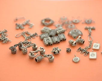 Sterling Silver THAILAND CRAFTED Findings