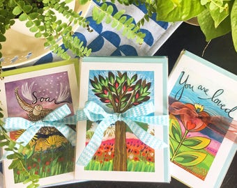 SALE! Greeting Card Variety Pack of 10